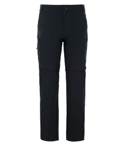 Spodnie Damskie The North Face Exploration Convertible Pant tnf black 8