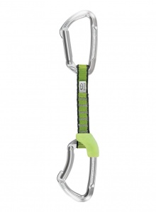 Ekspres Climbing Technology LIME SET NY 12cm silver