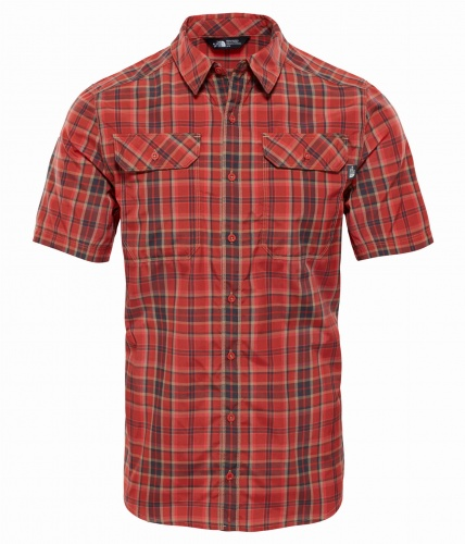 Koszula Męska The North Face Pine Knot Shirt bossa red plaid