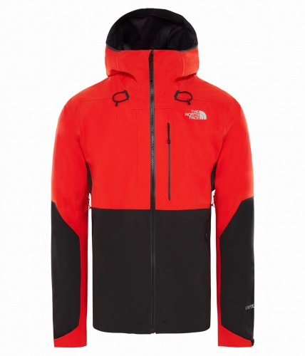 Kurtka Męska The North Face Apex Flex Shell Gtx 2.0 fiery red/tnf black