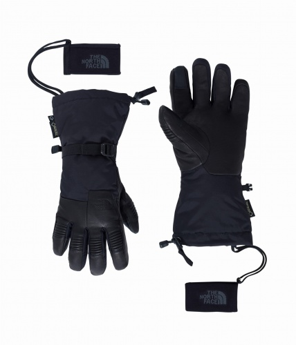 Rękawiczki Męskie The North Face POWDERCLOUD Etip™ tnf black