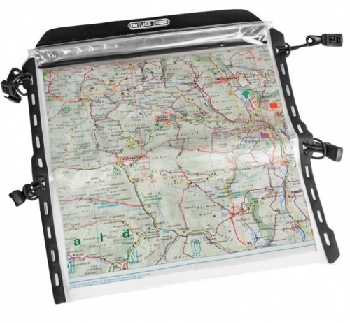 Mapnik Ortlieb Ultimate Six Map Case