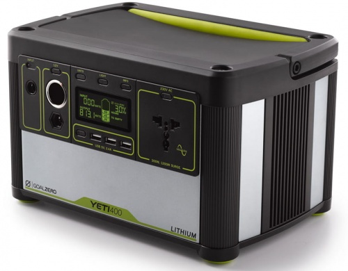 Power bank Generator prądu Goal Zero Yeti 400 lithium