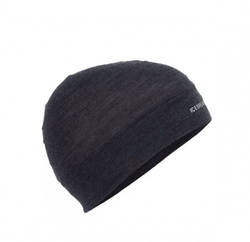 Czapka Icebreaker ADULT FLEXI BEANIE black heather