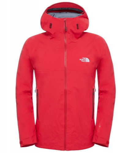 Kurtka Męska The North Face Point Five Jacket high risk red