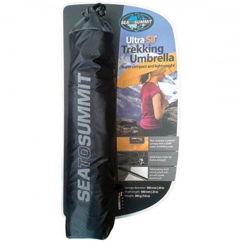 Parasol Sea To Summit Ultra-Sil Trekking Umbrella yellow