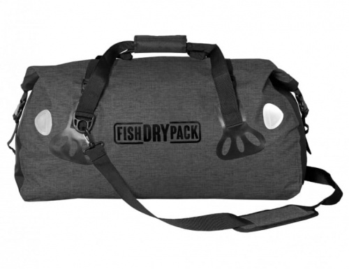 Torba FishDryPack Duffle 50 snow grey