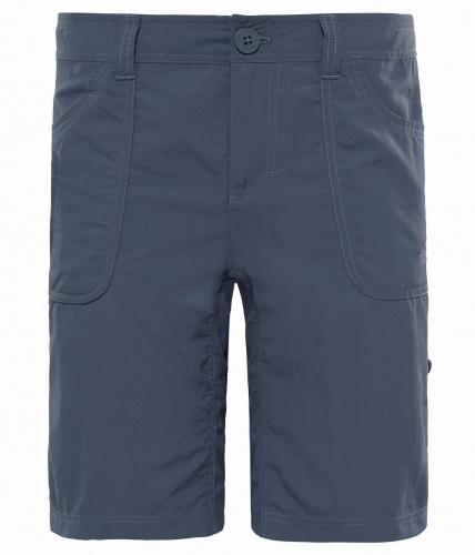 Spodenki Damskie The North Face Horizon Sunnyside vanadis grey