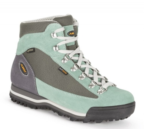 Buty Damskie Aku ULTRA LIGHT Micro GTX grey/aquamarine