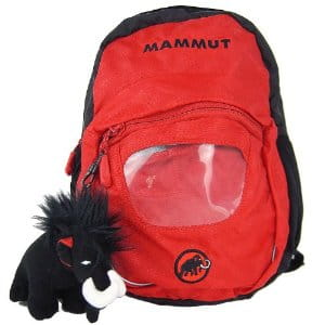 Plecak Mammut FIRST ZIP 4L black-fire