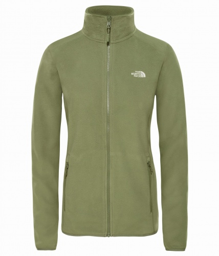 Polar Damski The North Face Glacier FZ four leaf clover