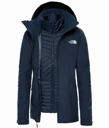 Kurtka Damska The North Face INLUX TRCM urban navy/urban navy