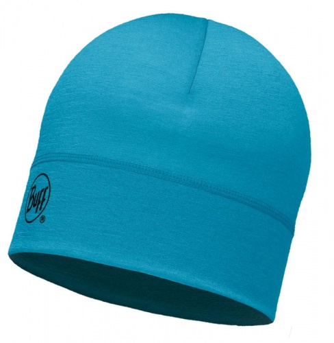 Czapka Buff WOOL HAT blue capri