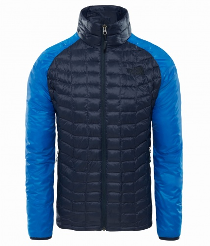 Kurtka Męska The North Face THERMOBALL SPORT turkish sea/urban navy