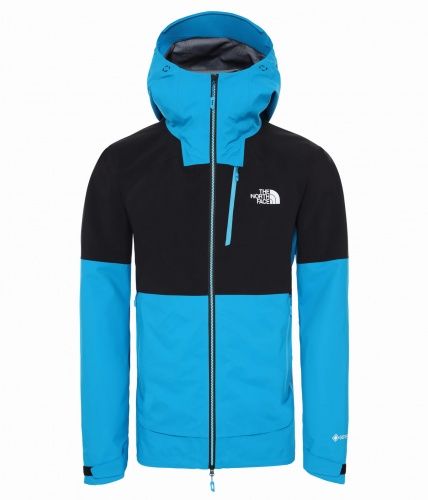 Kurtka Męska The North Face IMPENDOR PRO acoustic blue/tnf black