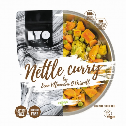 Lyo Food  Sean's Nettle Curry 500g