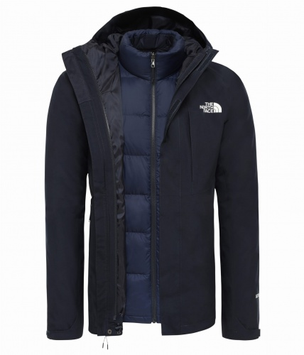 Kurtka Męska The North Face Mountain Light Triclimate urban navy