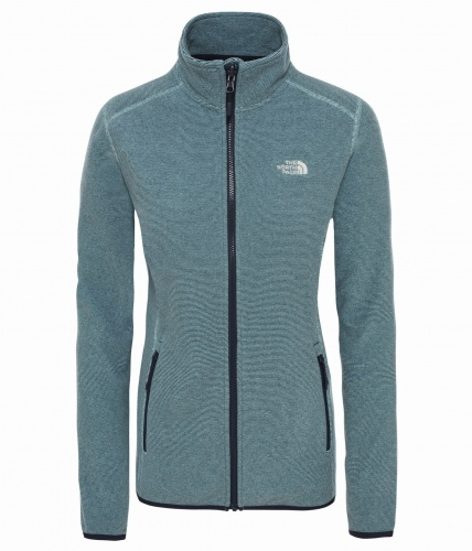 Polar Damski The North Face Glacier FZ windmill blue/urban navy