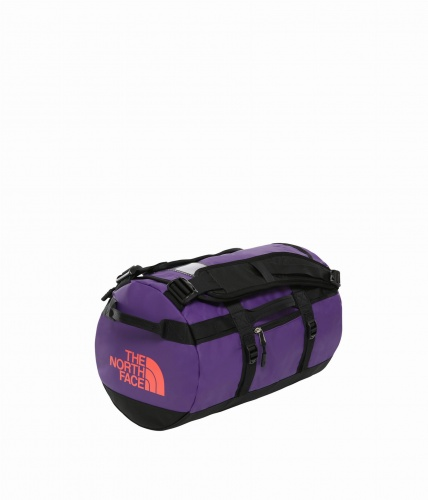 Torba The North Face Base Camp Duffel XS hero puple/tnf black