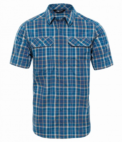 Koszula Męska The North Face Pine Knot Shirt shady/blue plaid