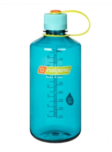 Butelka Nalgene Everyday Narrow 1L cerulean