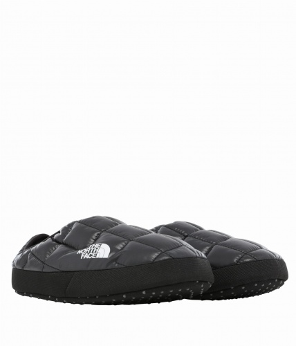 Kapcie Damskie The North Face Thermoball Tent Mule V tnf black/tnf black