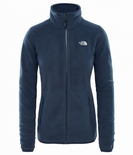 Polar Damski The North Face Glacier FZ urban navy