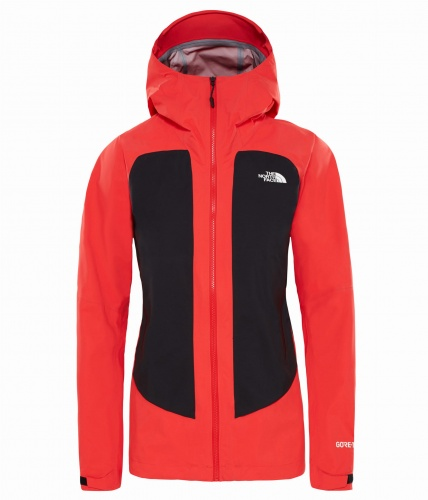 Kurtka Damska The North Face Impendor C-Knit juicy red/tnf black