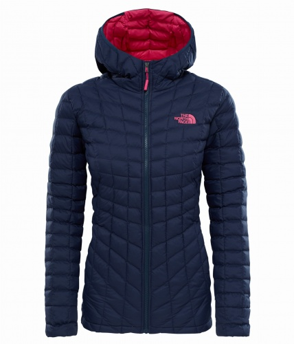 Kurtka Damska The North Face Thermoball Hoodie urban navy