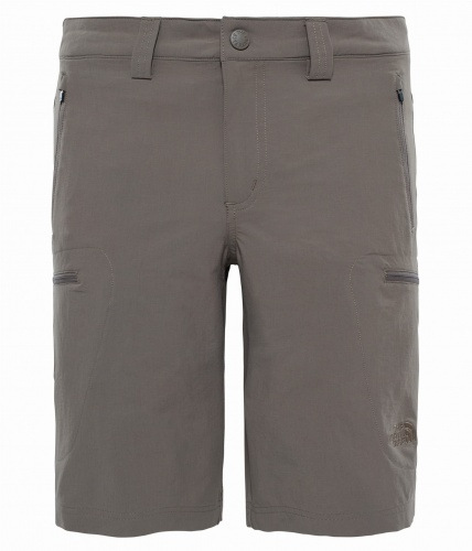 Spodenki Męskie The North Face Exploration Short weimaraner brown