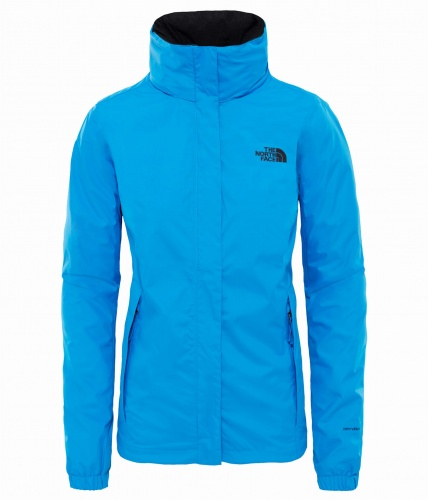 Kurtka Damska The North Face Resolve 2 bomber blue