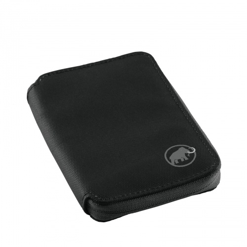 Portfel Mammut ZIP WALLET black