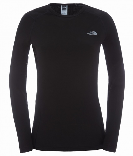 Koszulka Damska The North Face Warm L/S Crew Neck black M
