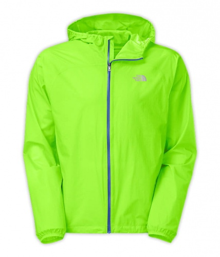 Kurtka The North Face Męska Feather Lite Storm Blocker Power Green