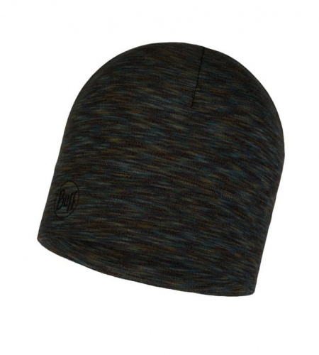 Czapka Buff WOOL HAT MID fossil multi stripes