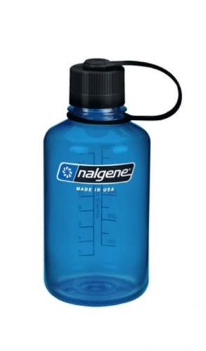 Butelka Nalgene Everyday Narrow 0,5L blue/black cap