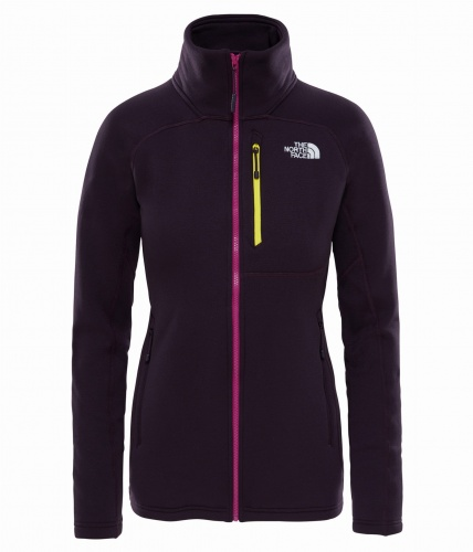 Polar damski The North Face Flux 2 Power Stretch galaxy purple
