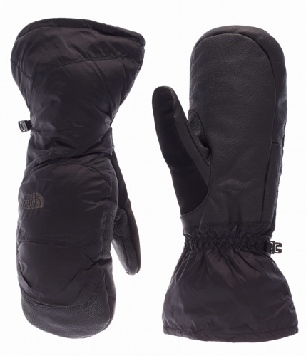 Łapawice The North Face NUPTSE MITT tnf black