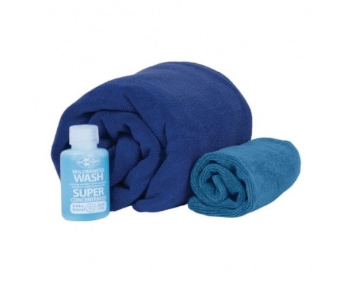 Zestaw Sea To Summit TEK TOWEL WASH KIT M