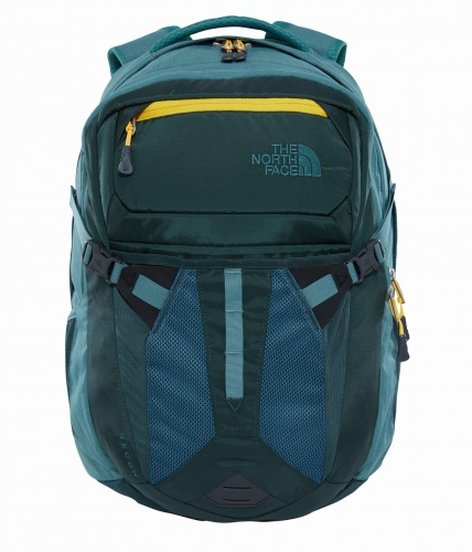 Plecak The North Face Recon darkest spruce/silver pine green