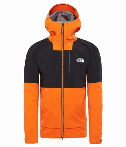 Kurtka Męska The North Face IMPENDOR PRO perssian orange/tnf black