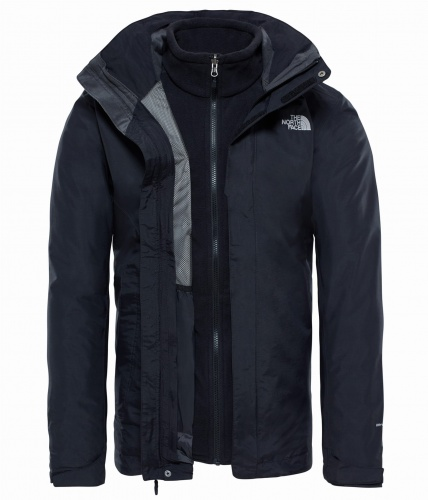 Kurtka Męska The North Face EVOLUTION II TRCM black