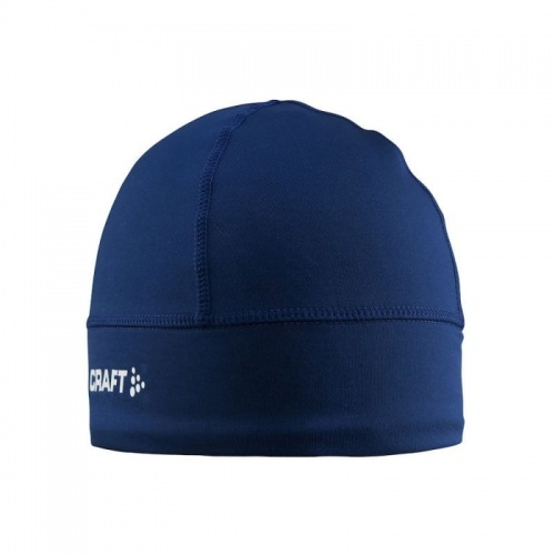 Czapka Craft LIGHT THERMAL HAT granat S/M