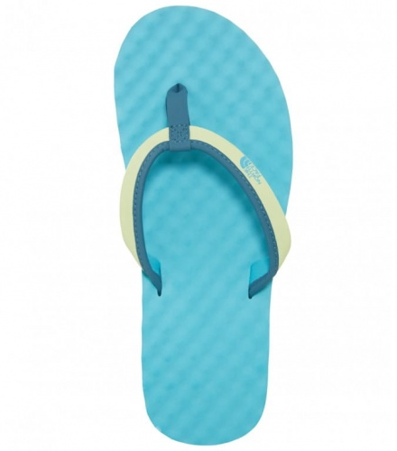Japonki The North Face Women's Base Camp Mini Flip-Flops green/bluebird 6/ 37