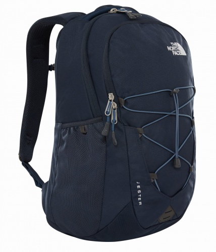 Plecak The North Face Jester shady blue/urban navy