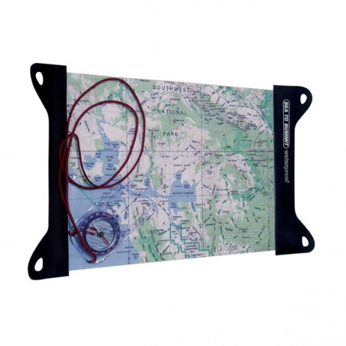 Mapnik Sea To Summit TPU GUIDE MAP CASE L