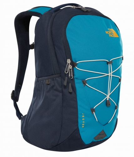Plecak The North Face Jester crystal blue/urban navy