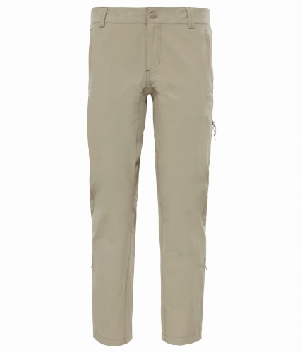 Spodnie Damskie The North Face Exploration Pant dune beige