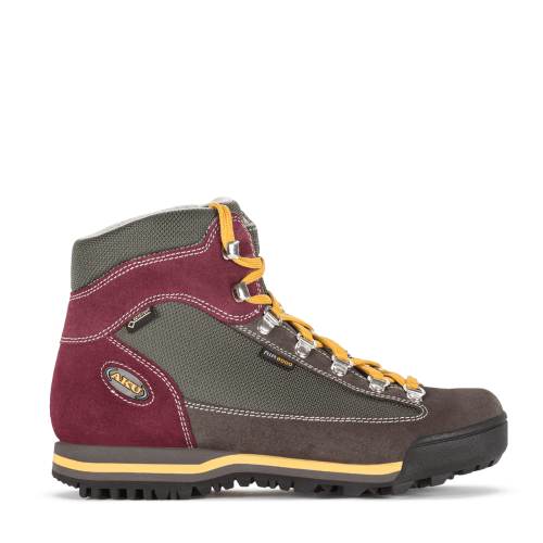 Buty Damskie Aku ULTRA LIGHT Micro GTX grey/magenta