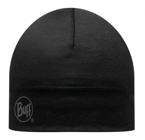 Czapka Buff WOOL HAT black